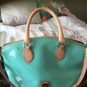 Dooney & Bourke Patent Handbag